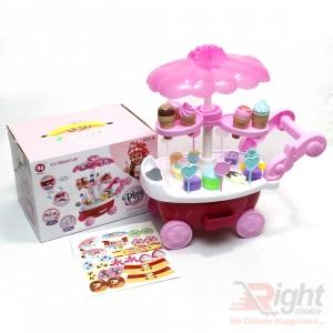 Baby Ice Cream Car Toy Set