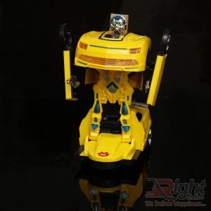 Best Transforming Robot Race Car