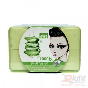 Aloevera makeup Remover Wipes 1000 pcs