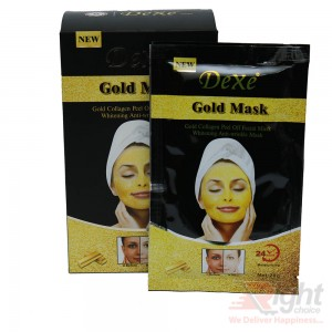 Dexe Gold Mask