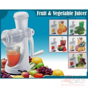 Apex Fruit & Vegetables Juicer