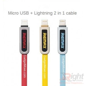 ARMOR 2IN1 DATA CABLE