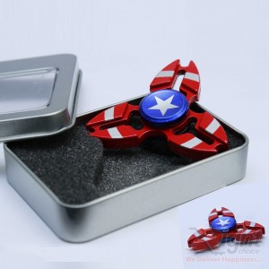 Fidget Spinner (Captain America)