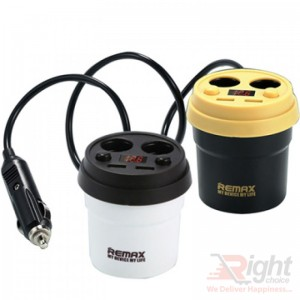 CR-2XP USB CAR CHARGER