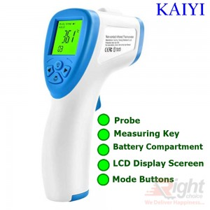 Digital Infrared Non-Contact Thermometer