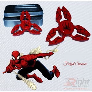 Fidget Spinner (Spider Man-REd)