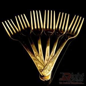 Hand Made Custome Design Fork