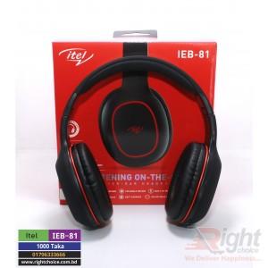 I-tel Wireless Headphones