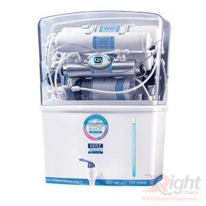 Kent Grand Plus Wall Mounted RO Water Purifier - White