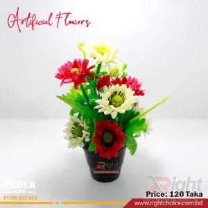 Multi color Artificial flower
