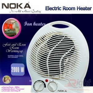 Noka  Room Heater (Fan)