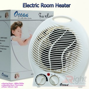 Ocean  Room Heater (Fan)