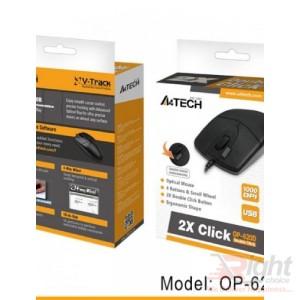 A4TECH OP-620D 2X Click Optical Mouse