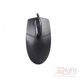 A4TECH OP-730D 2X CLICK OPTICAL WIRED MOUSE