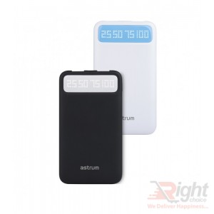 8000mAh Universal Dual USB Power Bank 2A