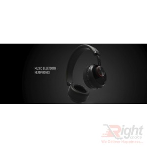 RB-500HB WIRELESS BLUETOOTH MUSIC HEADPHONE