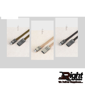 RC-081 2 IN 1 WEAVE CABLE