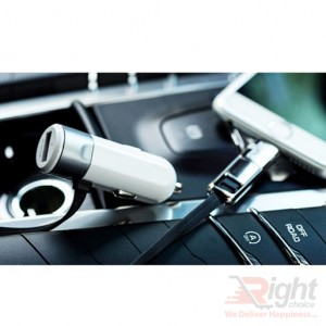 RCC-102 FAST8 3.4A UNIVERSAL HIGH-SPEED USB CAR CHARGER