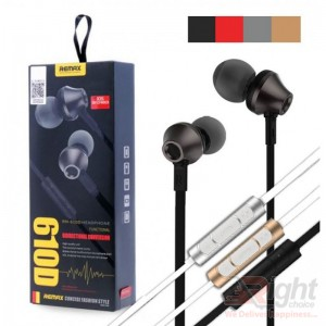 RM-610D SUPER BASS EARPHONE