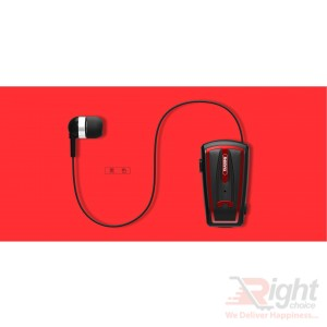 RB-T12 WIRELESS BLUETOOTH COLLAR CLIP STEREO EARPHONE