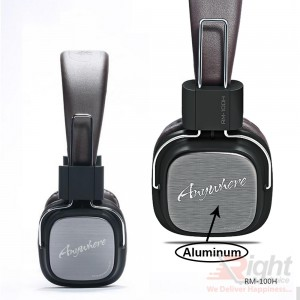 RM-100H WIRED HEADPHONE