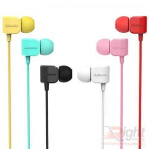 RM-502 CRAZY ROBOT IN-EAR EARPHONE