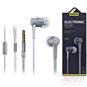RM-535 SPORT BASS EARPHONES