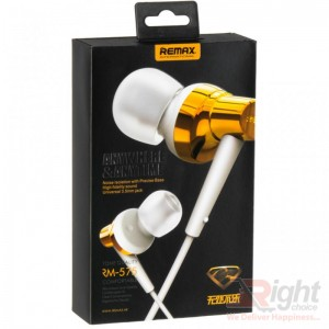 RM-575 HIGH PERFORMANCE IN-EAR EARPHONE