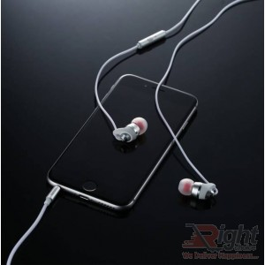RM-585 IN-EAR STEREO METAL EARPHONE
