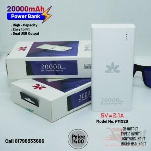 Romoss 20000mAh Power Bank