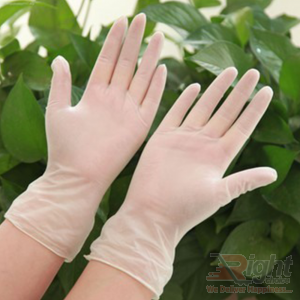 Vinyl Hand Gloves (100 Pcs Box)