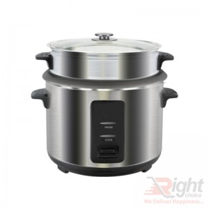 Vision Color SS Rice Cooker (3 Ltr)