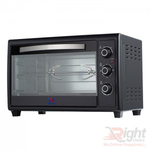 Microwave and Electric Oven WEO-HL28B