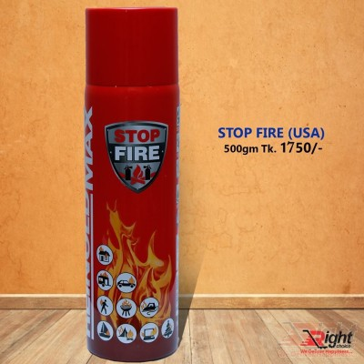 Fire Stop Spray (USA)-