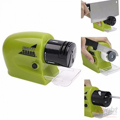 Knife Sharpener - Green