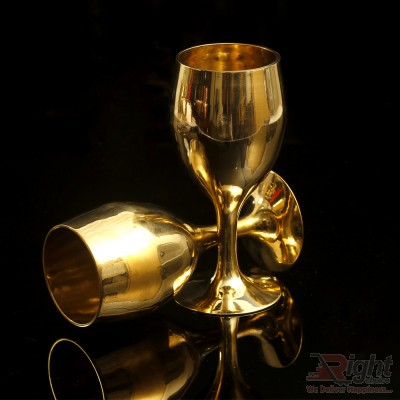 Hand Made Classic Design party Glass
